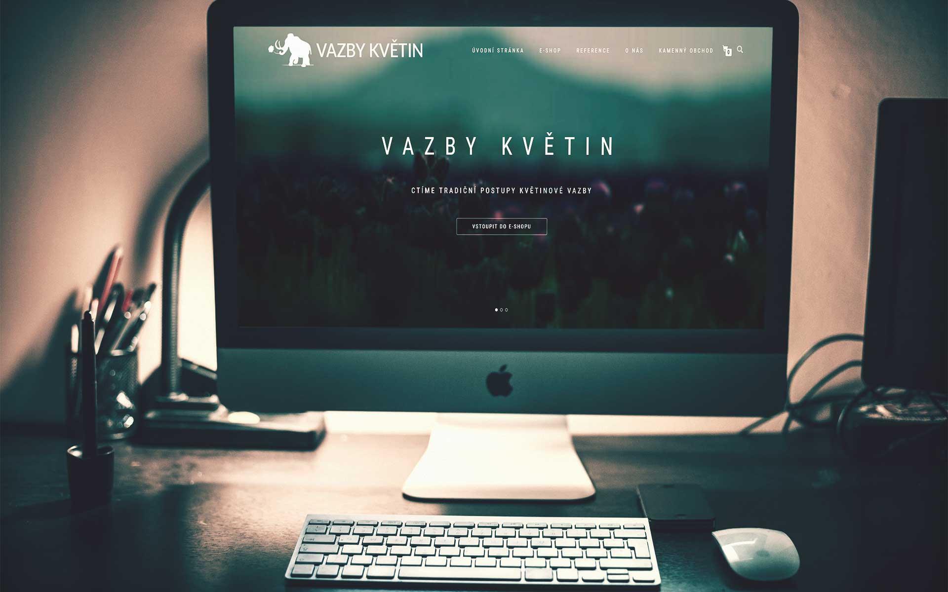 E-shop - www.vazbykvetin.cz