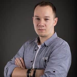 Jan Kmínek - Web specialist